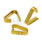 Brass Ear Tag