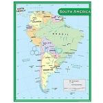 South America Chart