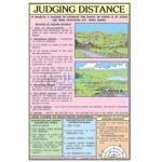 Judging Distance Chart