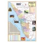 Kerala Political Map Chart