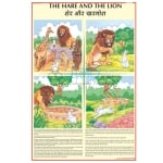 Hare and the Lion Chart