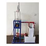 Impact of Jet on Vanes Apparatus