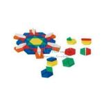 Pattern Block Plastic