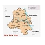 Delhi Political Chart