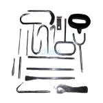 Obstetrical instrument set JLab