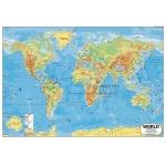 World Physical Chart